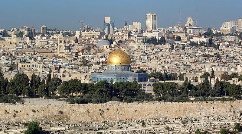 Panorama Jeruzaléma